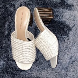 Who What Wear Heeled Sandals